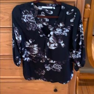 Violet and Claire Blouse